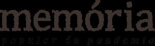 Logo Memoria Popular da Pandemia
